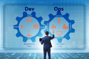 Development Team,Plan, Code, Build, Test and Operations Team, Operate, Deploy, Release, Monitor